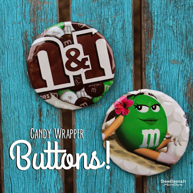 http://www.doodlecraftblog.com/2015/05/candy-wrapper-m-badges.html