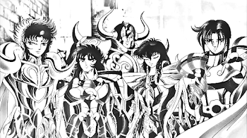 Saint Seiya Next Dimension 81/81 Manga Sevidor: Mega