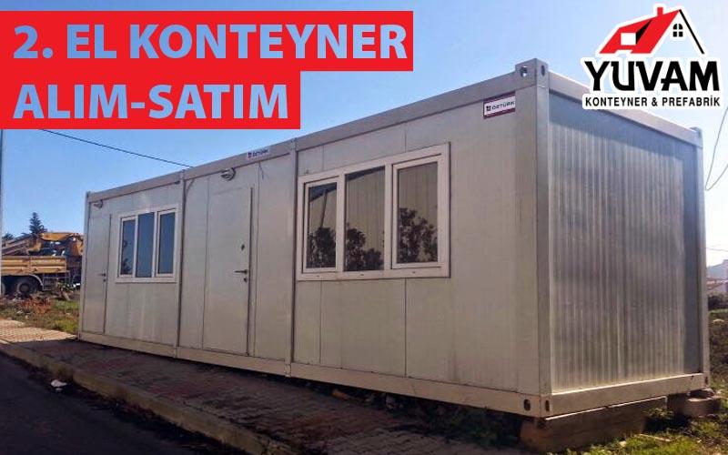 istanbul konteyner
