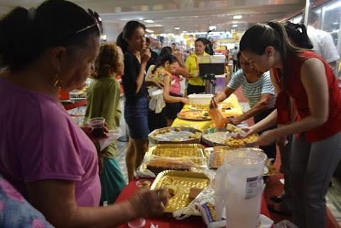 Supermercado Show de Preço realiza café da manhã em homenagem ás mães. Confira os clicks!