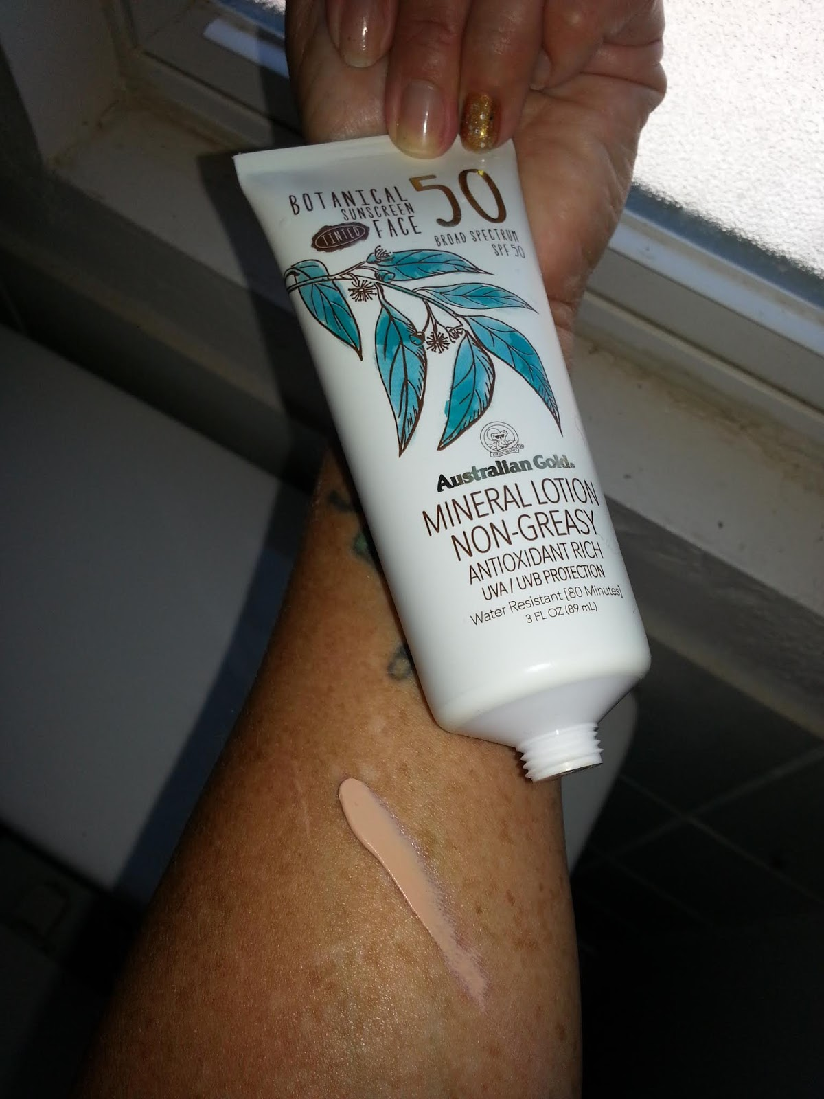 Makeup University Inc Australian Gold Botanical Sunsreen In Spf 50 What Labor Day Weekend Needs