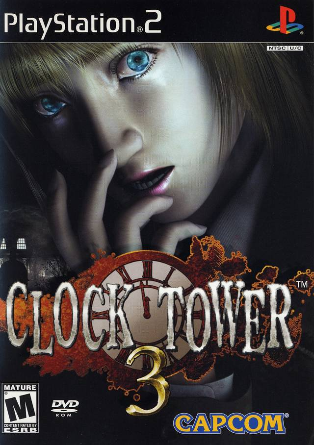 Clock Tower 3 PAL PS2
