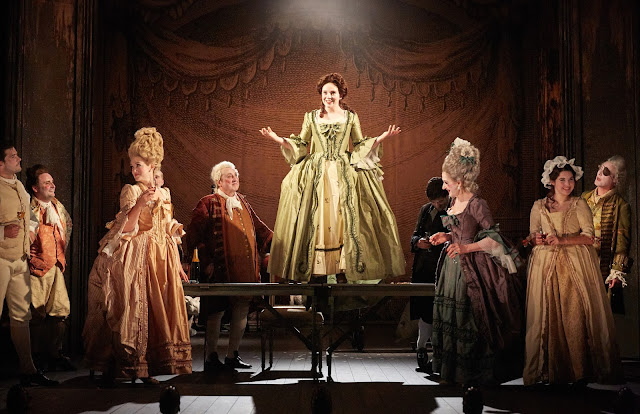 The Rivals arrives at Citizens Theatre 2 Nov 2016 - citz.co.uk