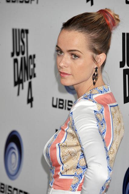 Taryn Manning hot dress Ubisoft Presents The Launch Of ...  Taryn Manning h...