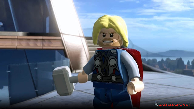 LEGO Marvel's Avengers Gameplay Screenshot 1