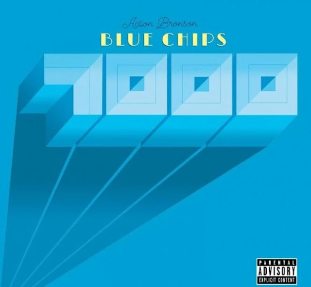 Action Bronson's 'Blue Chips 7000' Project Has a Release Date