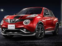 New Nissan Juke Tampil Lebih Sporty dan Elegant