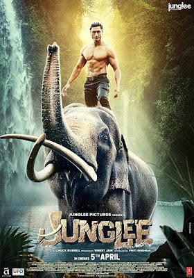 Poster Junglee 2019 Hindi HD 720p