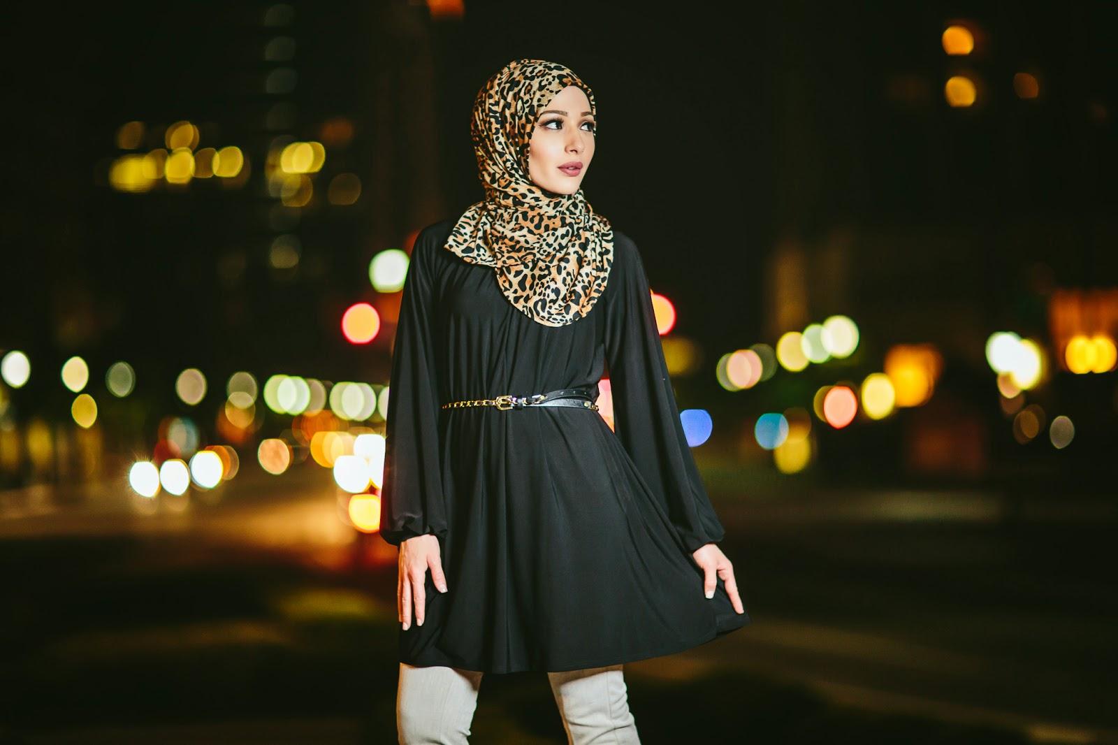 hijab moderne idee tenue hijab hiver hijab et voile mode style mariage et fashion dans l 39 islam. Black Bedroom Furniture Sets. Home Design Ideas