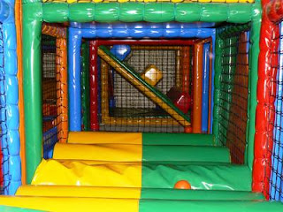 Helen Childminder Soft Play