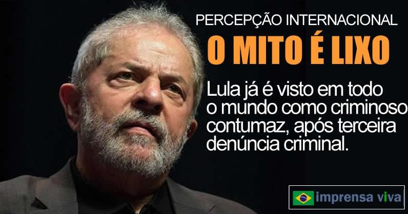 Resultado de imagem para Lula mudará de comportamento após prisão