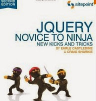 best book to become a jQuery expert