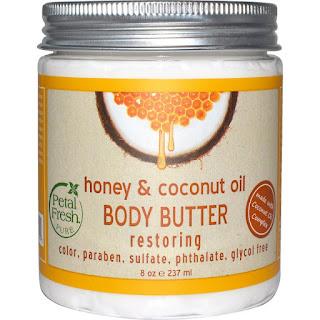 زبدة الجسم بالعسل