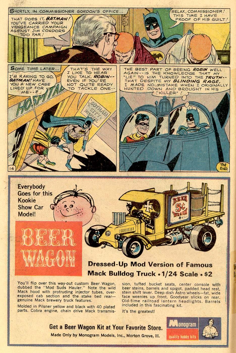Detective Comics (1937) 374 Page 17