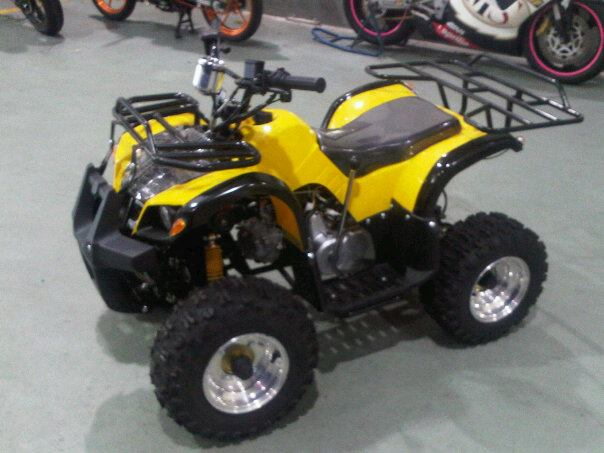 The Best Way to Get Your 1st ATV