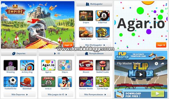 Juegos MiniClip gratis