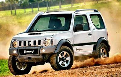 Spesifikasi dan Harga Suzuki Jimny