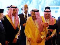 Dikunjungi Raja Salman, Malaysia Raup Investasi Rp 93 Triliun !