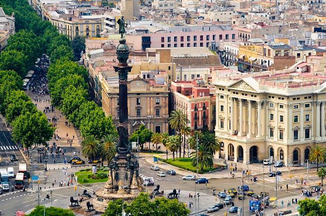 Região turística de Barcelona