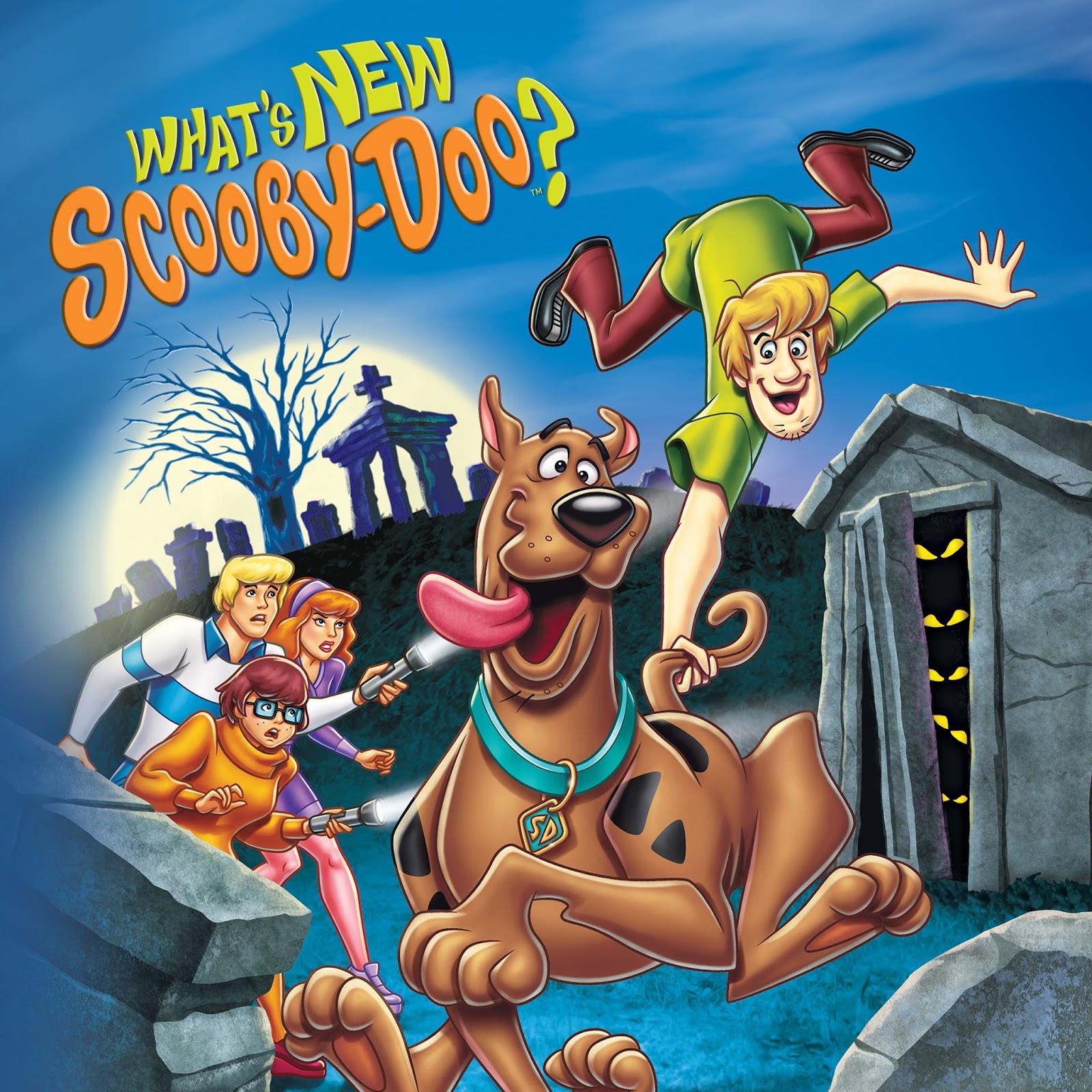 O Que Ha De Novo Scooby Doo Serie Completa Itunesmaxhd