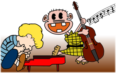 """Uncle Rerere play only the tone of the """"Re"""". So I'm playing a D major, always."""