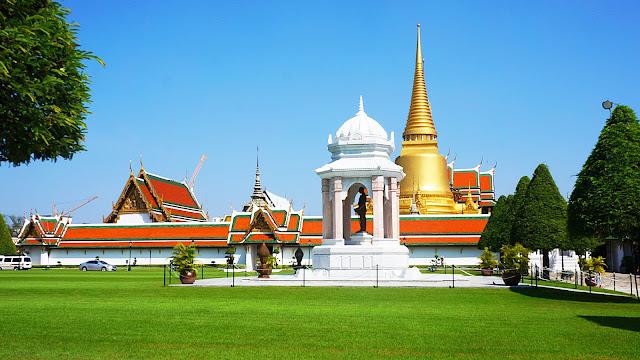 Изображение Королевского дворца в Бангкоке, Тайланд