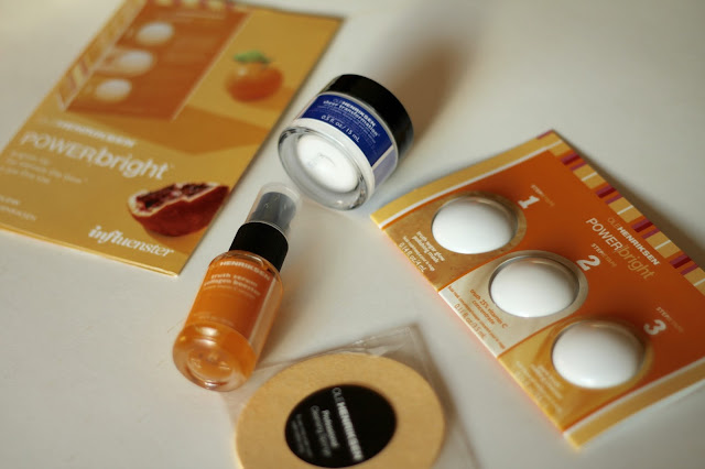 Popsugar Musthave box review, Ole Henriksen review