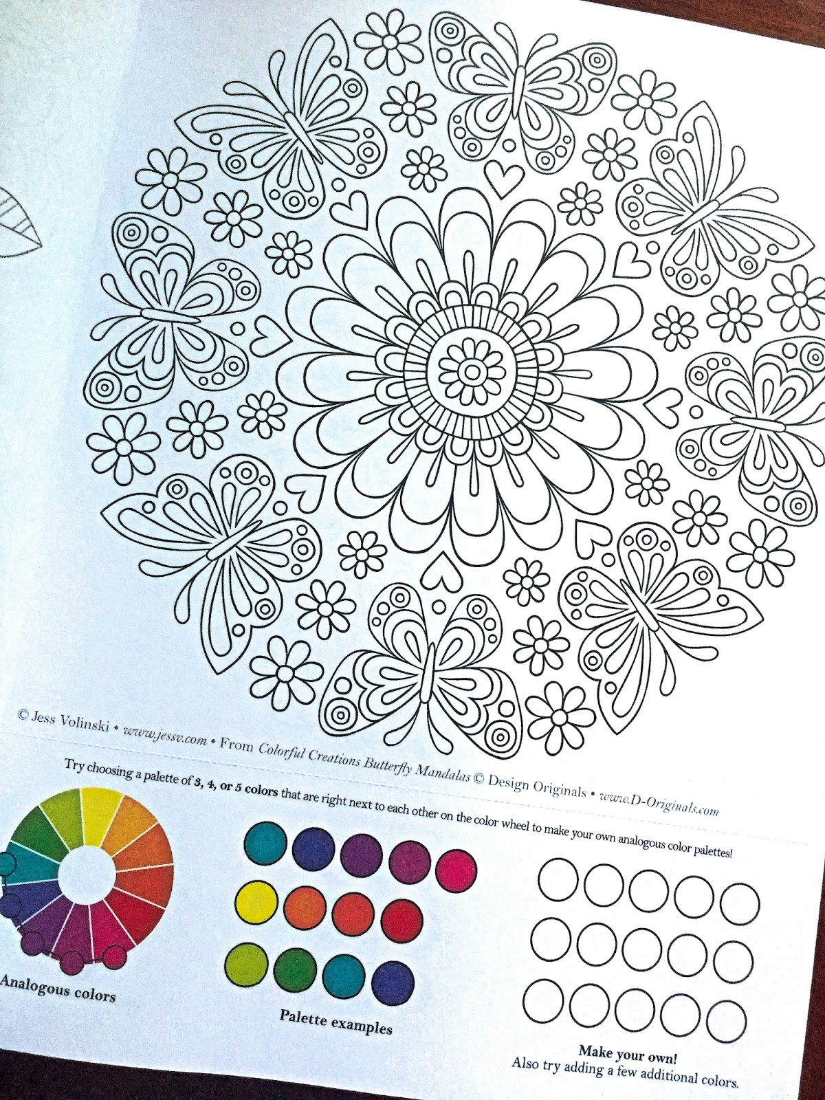 I Also Love The Colored Pages That Aid In Showing You A Completed Mandala Follow Them Or Dont But They Are There If Want Outside Inspiration