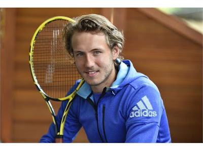 Lucas Pouille US Open 2017