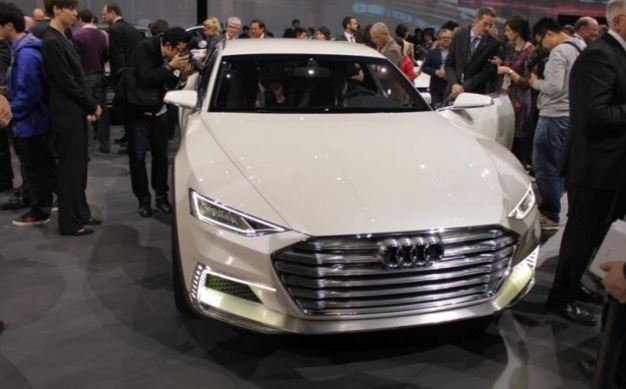 2019 Audi A6 spy shots,Design,Price,Performance,Engine - TheCarMotor