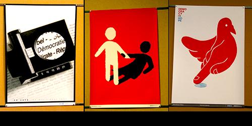"""Capa do texto """"Direitos Humanos em cartaz"""""""