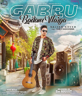 Gabru Badam Warga Mp3 Download