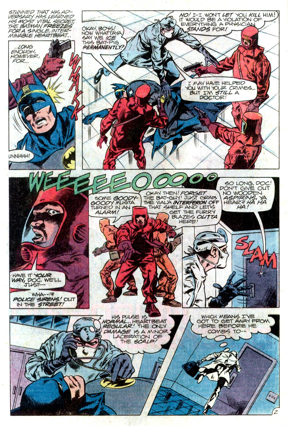 Detective Comics (1937) 495 Page 2