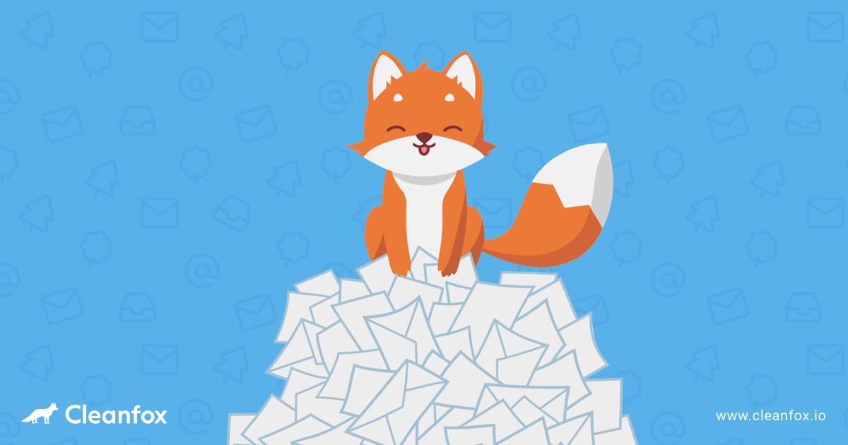 تطبيق Clean Fox : لا مزيد من الرسائل البريدية المزعجة