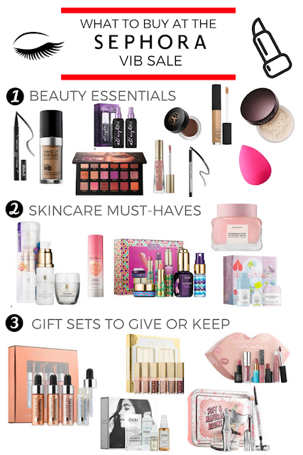 What to buy during the Sephora VIB Sale