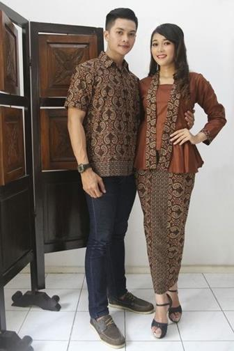 Contoh Model Kebaya Couple