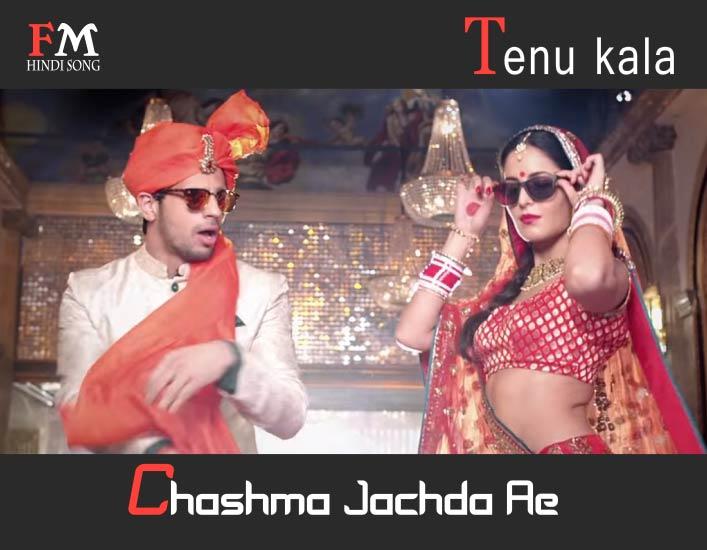 Tenu-kala-chashma-jachda-Baar-Baar-Dekho-(2016)