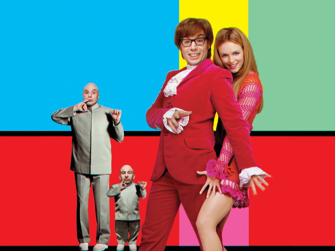 Austin Powers: The Spy Who Shagged Me 1999 Full Movie ...