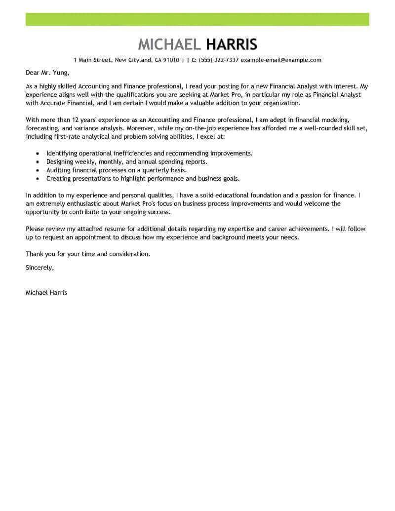 Surat Lamaran Kerja Akuntansi Dalam Bahasa Inggris Dan Artinya