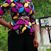 MADE IN NIGERIA ANKARA PEPLUM TOP