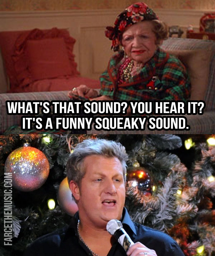 Christmas Vacation Meme.Farce The Music A Christmas Vacation Meme
