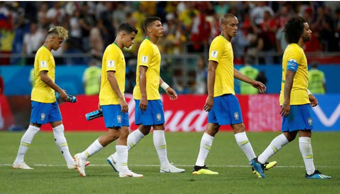 5 Kejutan yang paling besar di Piala Dunia 2018