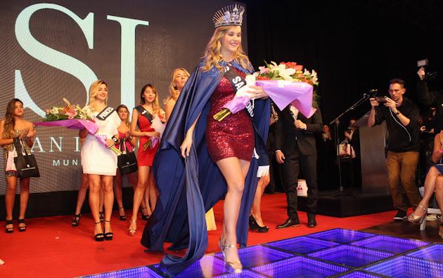 Victoria Juarros fue elegida como la nueva Miss San Isidro - Union Pacific