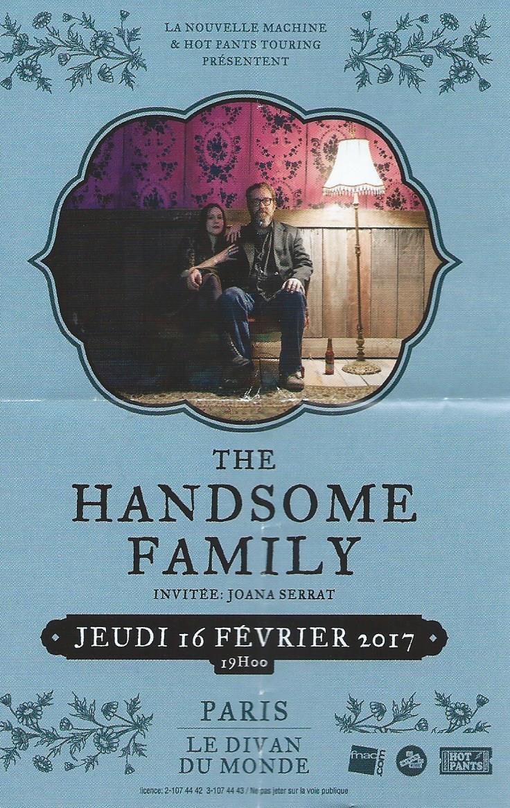 My head is a jukebox the handsome family joana serrat for Le divan 09 02 16