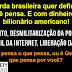 A esquerda brasileira quer definir o que você pensa. E com dinheiro de bilionário americano!