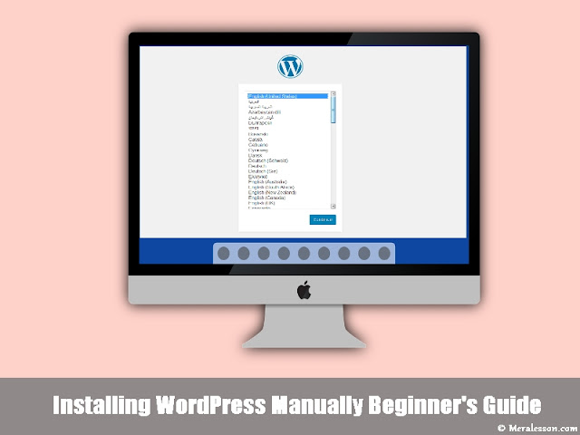 Installing WordPress Manually Beginner's Guide