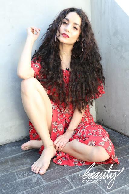 Vanessa Hudgens – Beauty Coach Photoshoot
