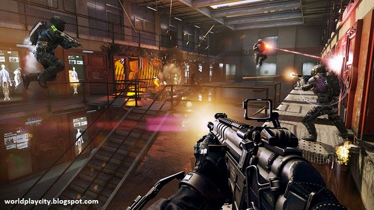 Call Of Duty Advanced Warfare Torrent PC Game Free Torrent Download in Highly Compressed Full Version SIngle Click From Fast Servers, no ads, no survey