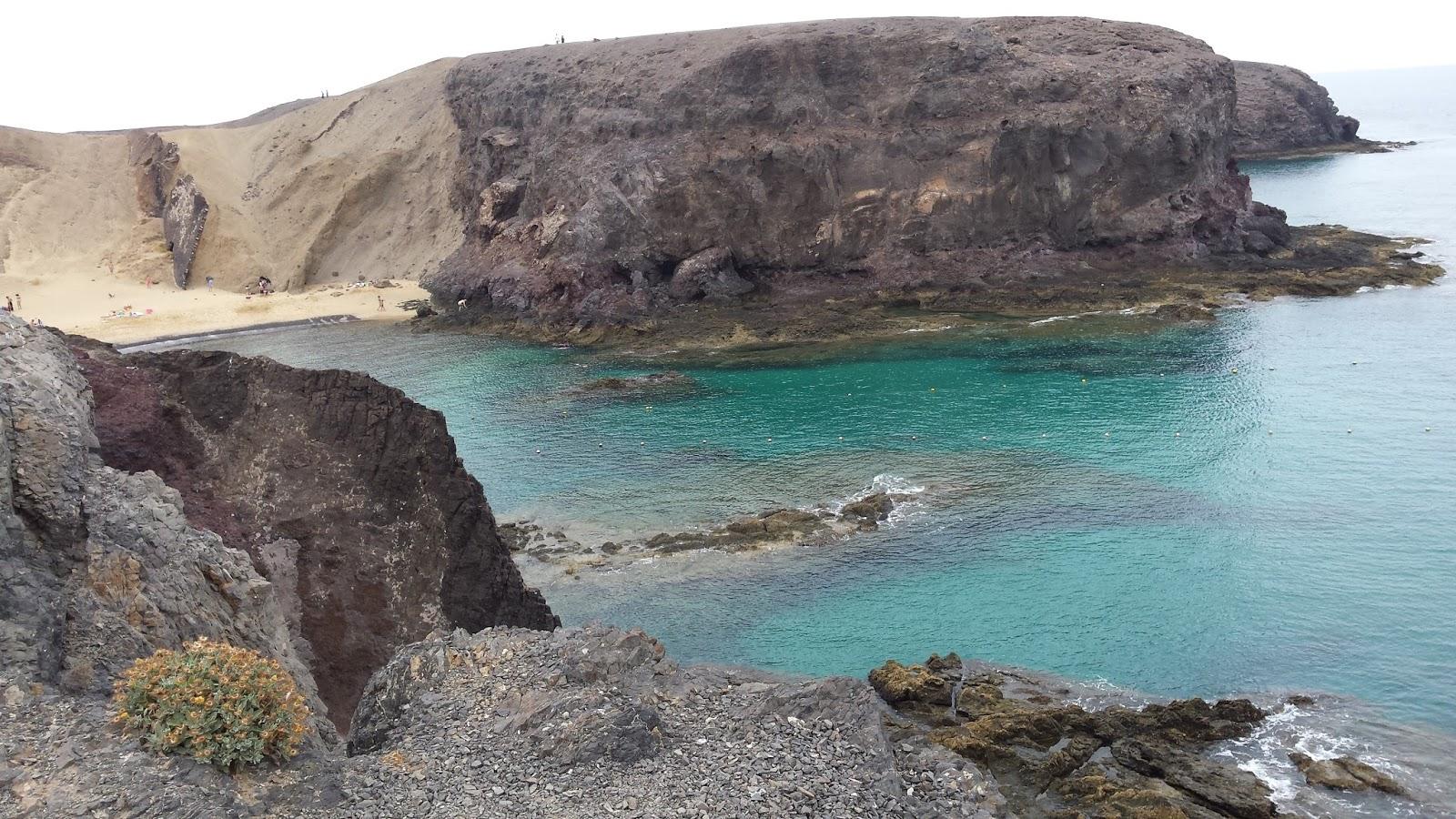 Playa del Papagayo, Lanzarote, Wyspy Kanaryjskie, Hiszpania, gdzie pojechać na Lanzaote, Kanary