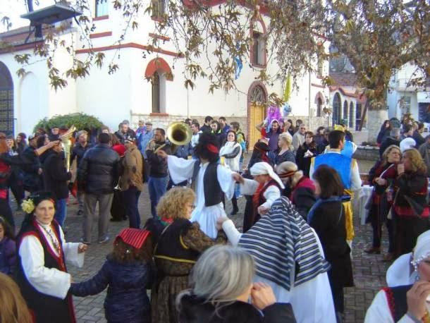 Σούρβα 2014 στην Κορησό – Βίντεο όλη η παρέλαση